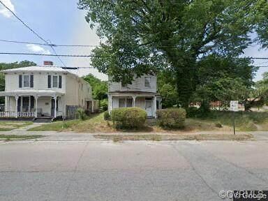 907 W Wythe Street, Petersburg, VA 23803 (MLS #2031601) :: The Redux Group