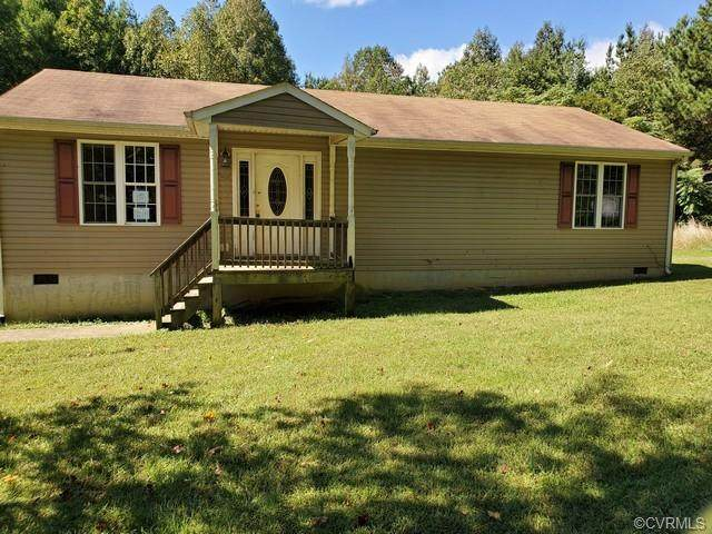 403 Sugarfork Road, Cumberland, VA 23040 (MLS #2031838) :: The Redux Group