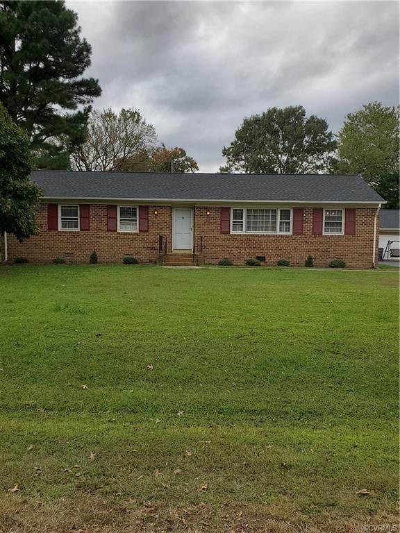 8441 Rainey Drive, Mechanicsville, VA 23116 (MLS #2031908) :: EXIT First Realty