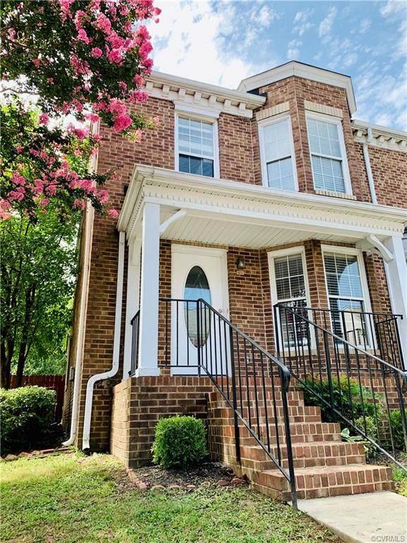 801 Catherine Street, Richmond, VA 23220 (MLS #2032244) :: Treehouse Realty VA