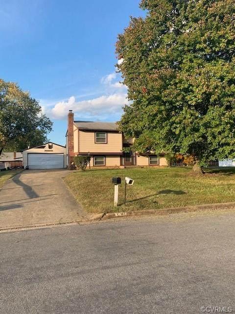 1314 Bull Run Drive, Henrico, VA 23231 (MLS #2032368) :: Treehouse Realty VA