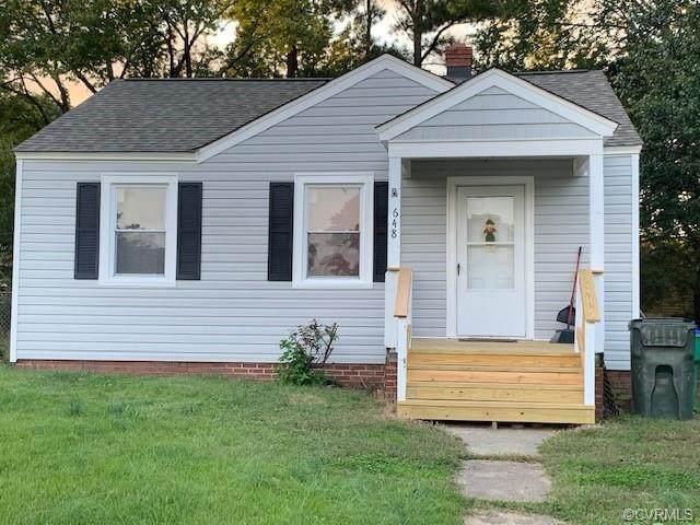 648 Effingham Drive, Richmond, VA 23224 (#2032556) :: Abbitt Realty Co.