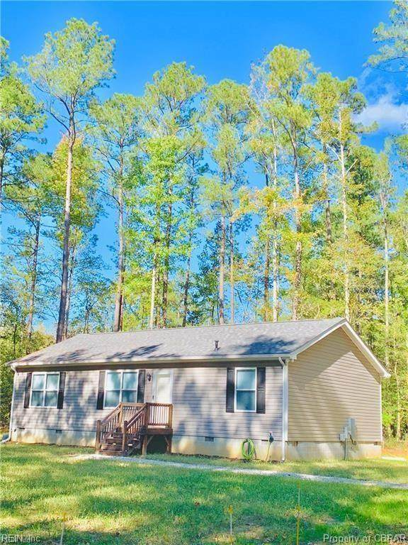 Lot B Woodstock Road, Gloucester, VA 23061 (MLS #2032843) :: EXIT First Realty