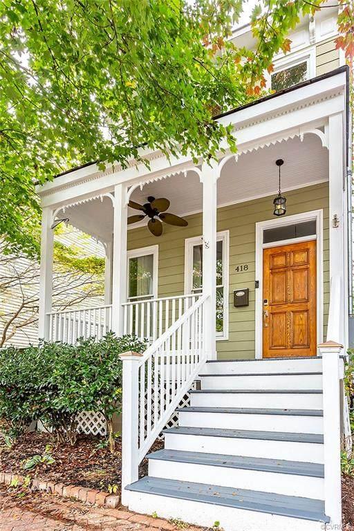 418 N 24th Street, Richmond, VA 23223 (MLS #2032890) :: Small & Associates