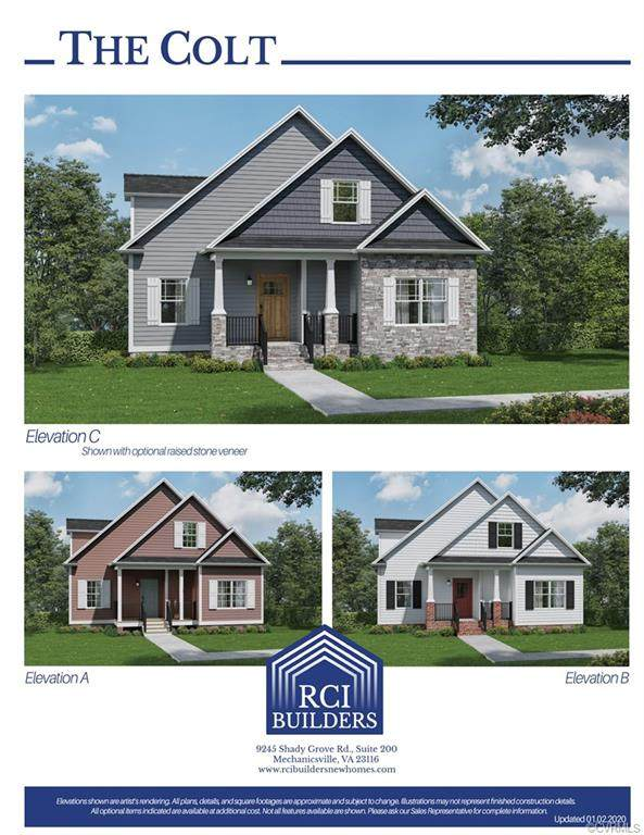 Lot 56 Mcree Way, Aylett, VA 23009 (#2033277) :: Abbitt Realty Co.