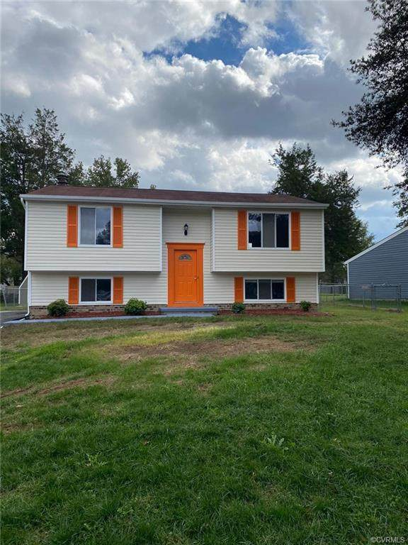 7419 Orchardhill Drive, North Chesterfield, VA 23234 (MLS #2033296) :: The Redux Group