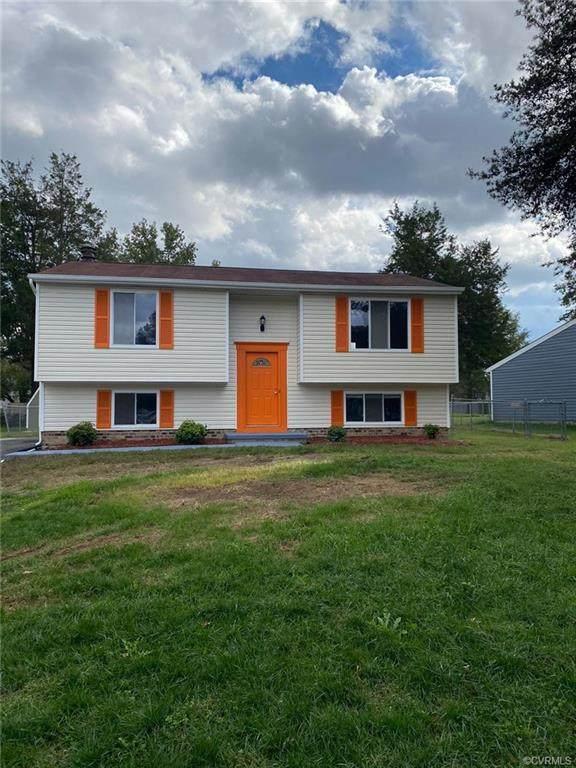 7419 Orchardhill Drive, North Chesterfield, VA 23234 (MLS #2033296) :: Small & Associates