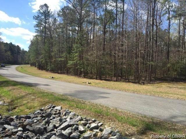 Lot 69 Eagles Trace, Lancaster, VA 22503 (MLS #2033615) :: The Redux Group