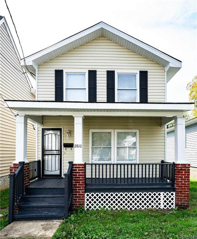 2810 Barry Street, Richmond, VA 23225 (MLS #2034191) :: The Redux Group