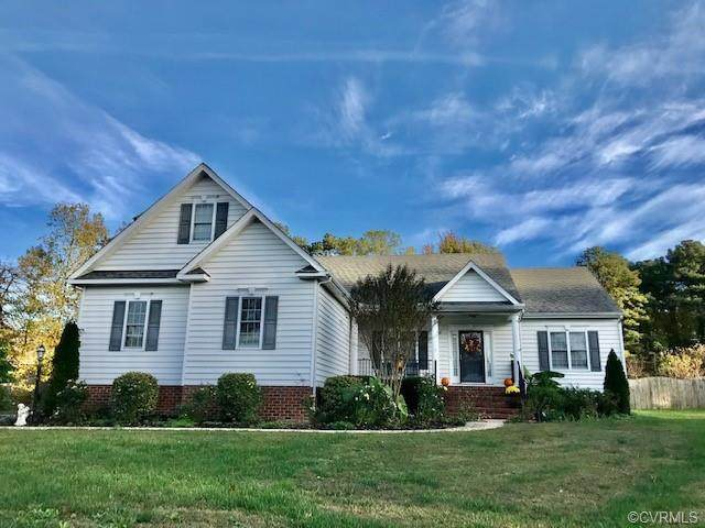1004 Staples Trace Court, Glen Allen, VA 23060 (MLS #2034390) :: Village Concepts Realty Group