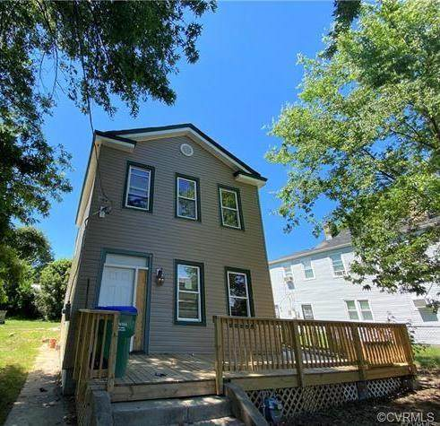 1911 Boston Avenue, Richmond, VA 23224 (MLS #2034893) :: Treehouse Realty VA