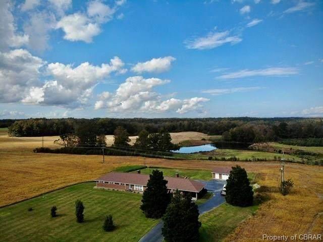 1151 Dodlyt Rd, Heathsville, VA 22473 (MLS #2034964) :: Treehouse Realty VA