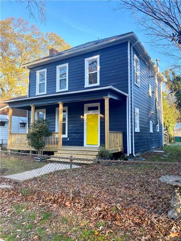 610 Arnold Avenue, Richmond, VA 23222 (MLS #2035029) :: Treehouse Realty VA