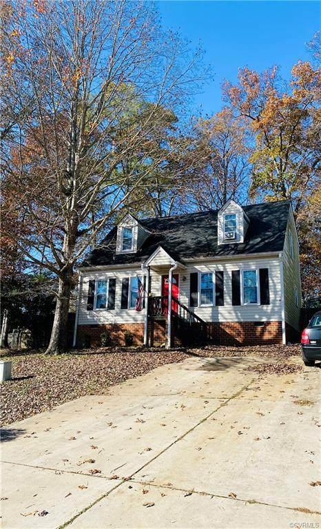 1318 Twilight Lane, North Chesterfield, VA 23235 (MLS #2035150) :: Small & Associates