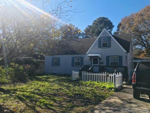 645 Harpersville Road, Newport News, VA 23601 (MLS #2035290) :: Small & Associates