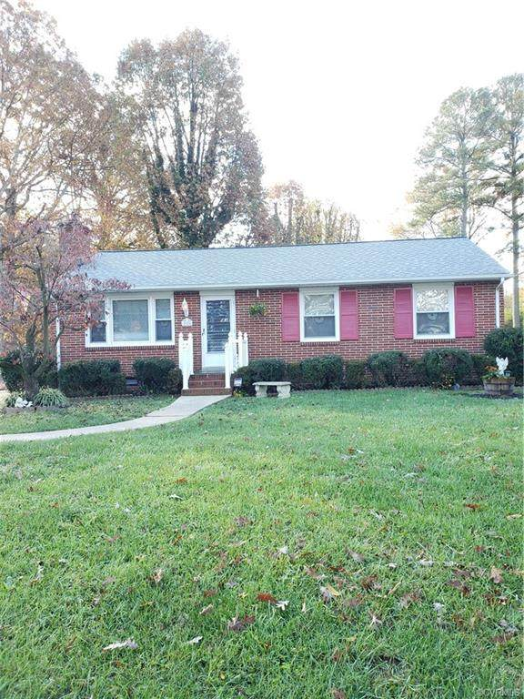 2925 Stanwix Lane, North Chesterfield, VA 23234 (MLS #2035464) :: The Redux Group