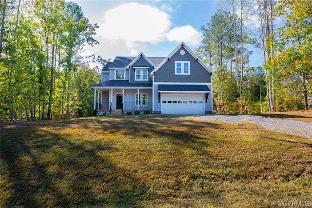 Lot 10 Corte Castle Trace, Chesterfield, VA 23838 (MLS #2035478) :: Treehouse Realty VA