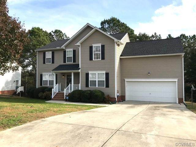 7829 Migration Drive, Richmond, VA 23231 (MLS #2035505) :: Village Concepts Realty Group