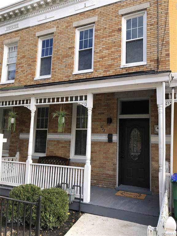 615 St James Street, Richmond, VA 23220 (MLS #2035540) :: The RVA Group Realty