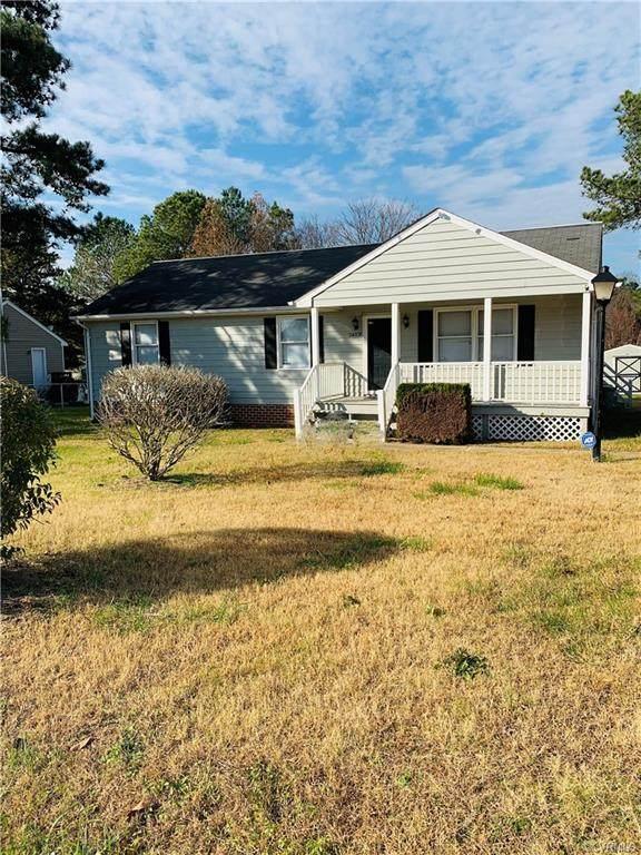 24708 Woodstream Lane, Dinwiddie, VA 23803 (MLS #2035725) :: Treehouse Realty VA