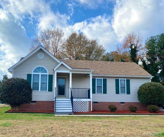 20408 Stonewood Manor Drive, South Chesterfield, VA 23803 (MLS #2035979) :: The Redux Group