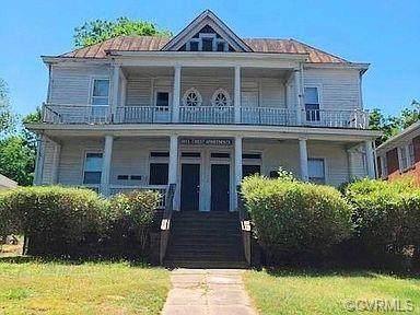 108 Shore Street, Machipongo, VA 23803 (MLS #2036054) :: The Redux Group