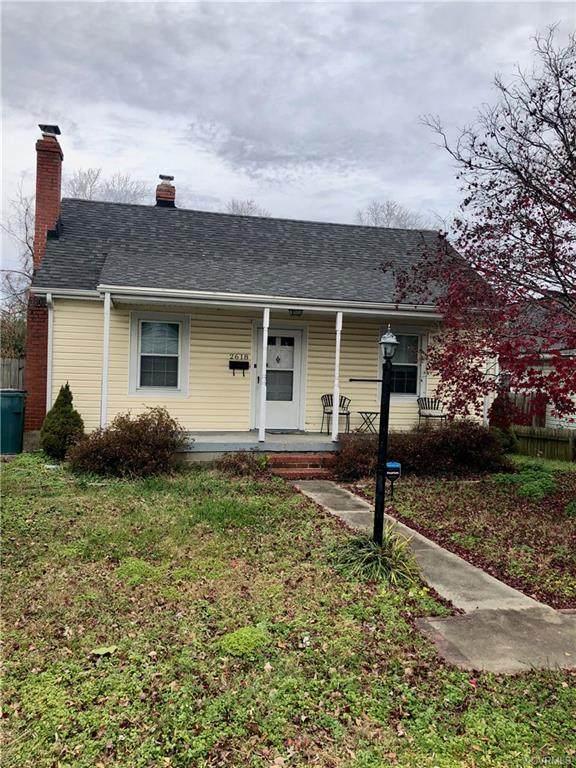 2618 Parkside Avenue, Henrico, VA 23228 (MLS #2036225) :: Small & Associates