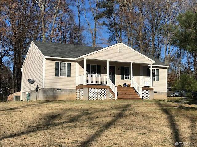 9570 Pridesville Road, Amelia Courthouse, VA 23002 (MLS #2036272) :: Village Concepts Realty Group