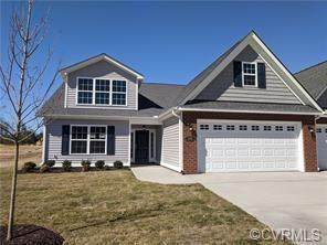 B-6 Wendenburg Terrace Court, Aylett, VA 23009 (MLS #2036306) :: Treehouse Realty VA