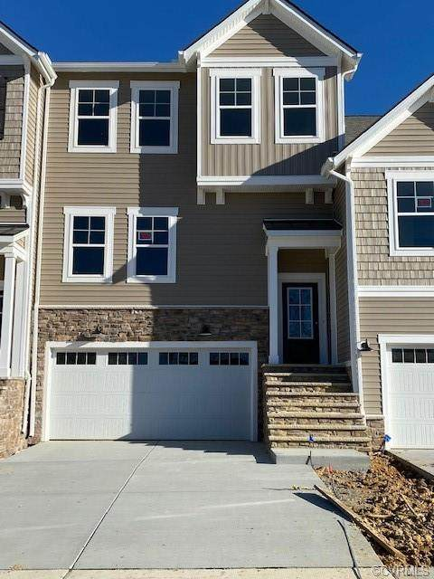 3313 Sandbill Run #214, Midlothian, VA 23112 (MLS #2036592) :: The Redux Group