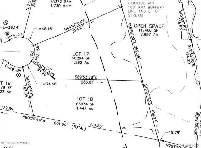 Lot 18 Mid Ocean, Williamsburg, VA 23188 (MLS #2036937) :: Treehouse Realty VA