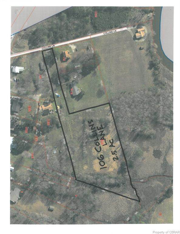 106 Collins Lane, Yorktown, VA 23693 (MLS #2036972) :: Treehouse Realty VA