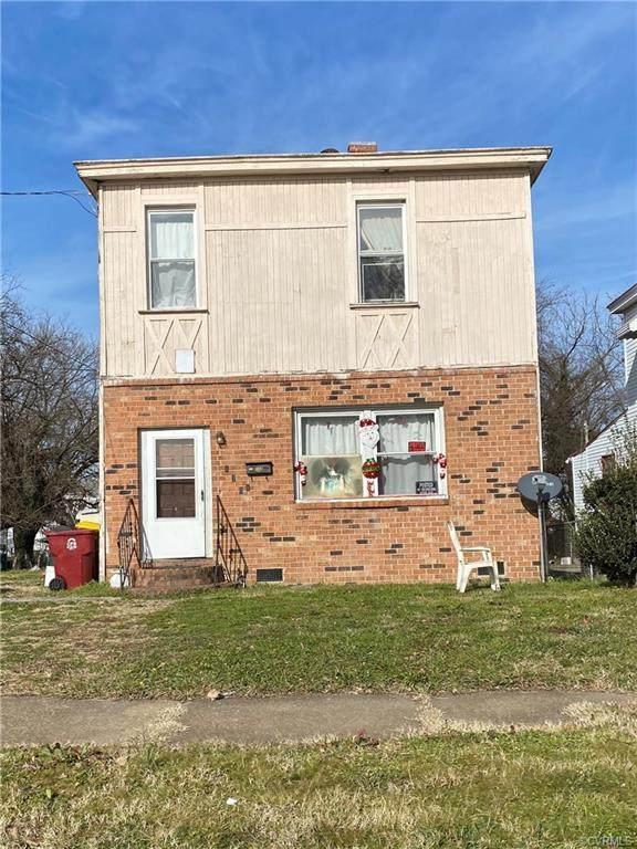 1201 Farmer Street, Petersburg, VA 23803 (MLS #2037469) :: Treehouse Realty VA