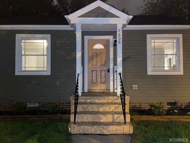 1606 N 25th Street, Richmond, VA 23223 (MLS #2037676) :: Treehouse Realty VA