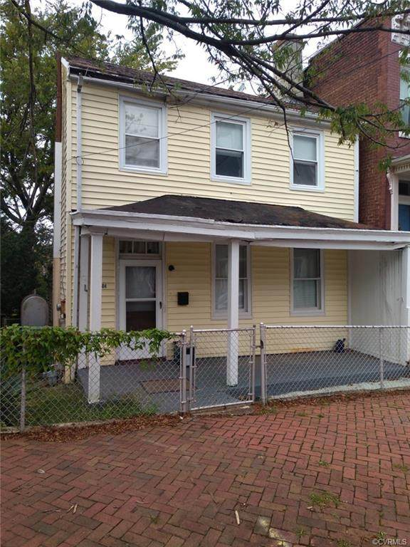504 N 26th Street, Richmond, VA 23223 (MLS #2100018) :: Treehouse Realty VA
