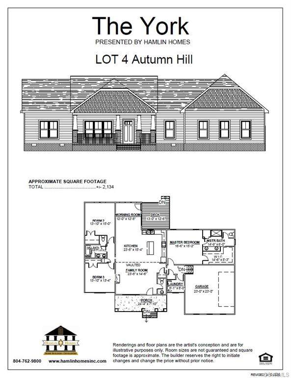 12017 Autumn Knoll Drive, Mechanicsville, VA 23116 (MLS #2100128) :: Small & Associates