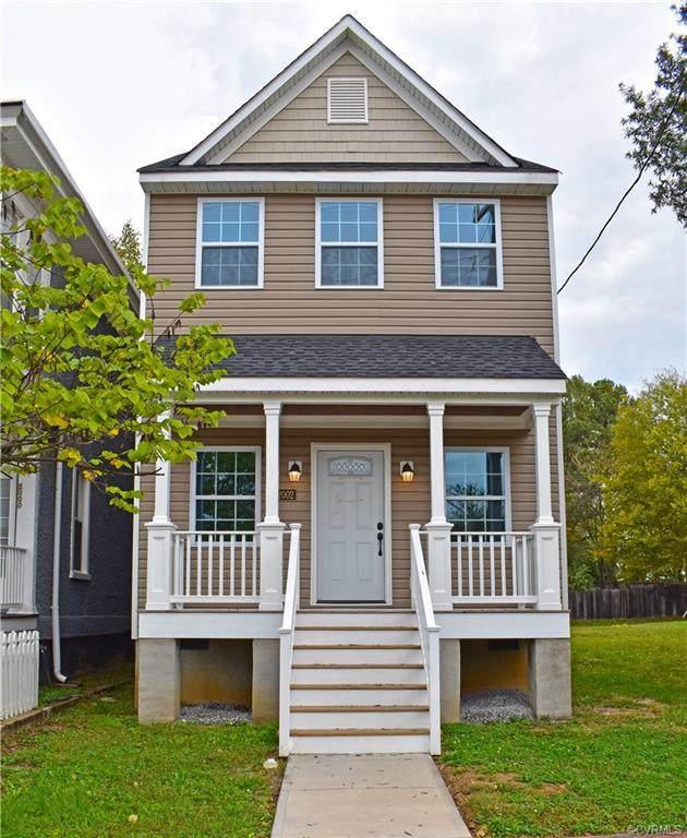 2002 Fairmount Avenue, Richmond, VA 23223 (MLS #2100417) :: The RVA Group Realty