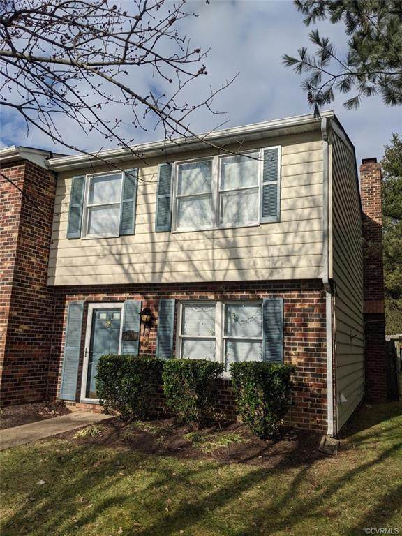 9600 Springfield Woods Circle #9600, Glen Allen, VA 23060 (MLS #2100660) :: Small & Associates