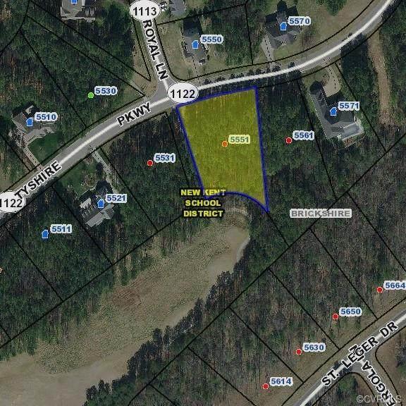 5551 Tyshire Parkway, Providence Forge, VA 23140 (MLS #2100918) :: Treehouse Realty VA