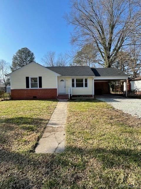 5231 Bryce Lane, Richmond, VA 23224 (MLS #2101166) :: Treehouse Realty VA