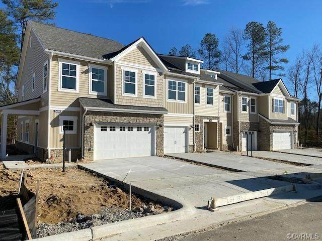 3421 Sandbill Run #133, Midlothian, VA 23112 (MLS #2101185) :: The Redux Group