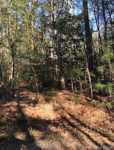 0 Deer Stand Drive, Gloucester, VA 23061 (MLS #2101316) :: EXIT First Realty