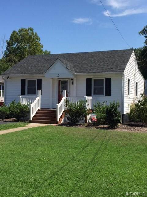 10 Sandston Avenue, Sandston, VA 23150 (MLS #2101362) :: The Redux Group