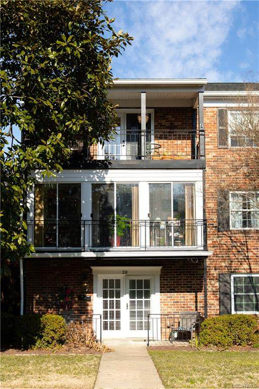 28 Wharfside Road #28, Richmond, VA 23228 (MLS #2101400) :: Small & Associates