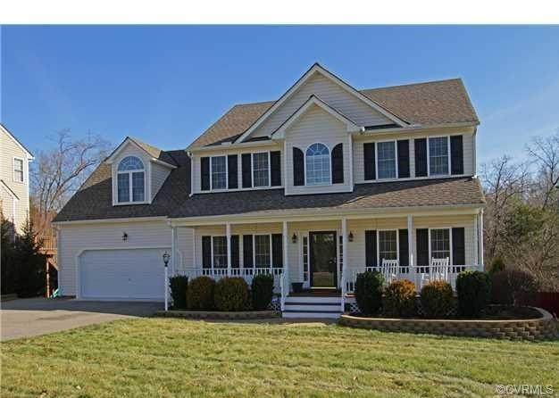 5719 Hereld Green Drive, Chesterfield, VA 23832 (MLS #2101414) :: EXIT First Realty