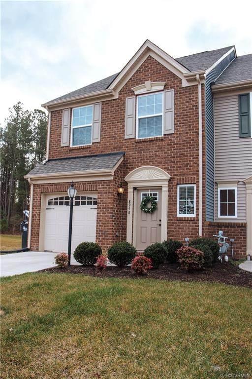 8948 Ringview Drive, Mechanicsville, VA 23116 (MLS #2101533) :: The Redux Group