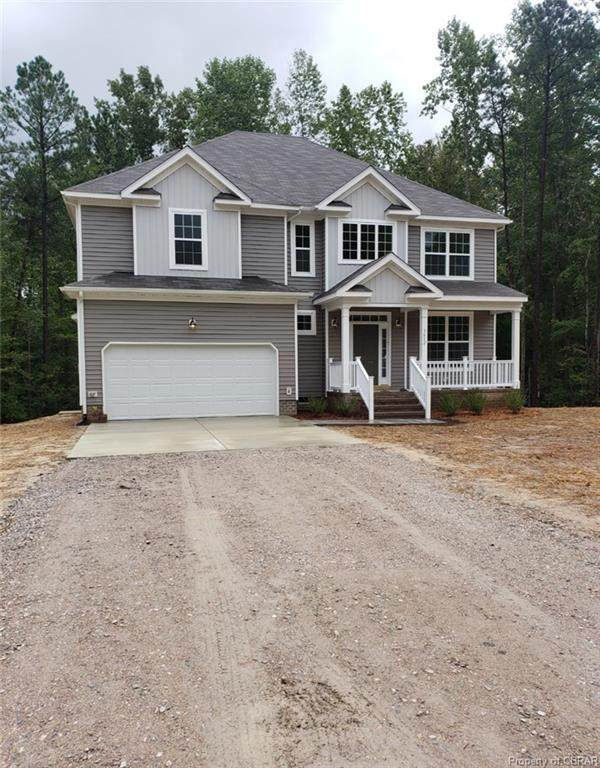 Lot 3 Poplar Ridge Drive, Gloucester, VA 23061 (MLS #2101601) :: Blake and Ali Poore Team
