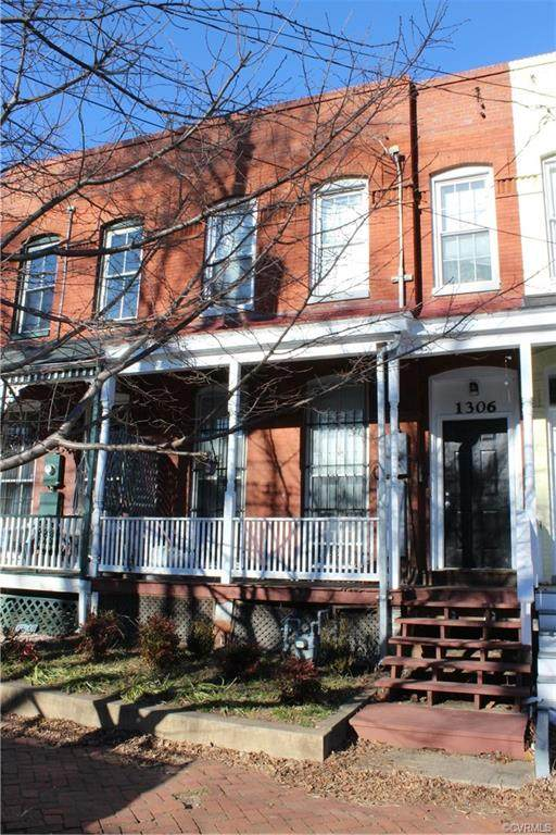 1306 W Cary Street, Richmond, VA 23220 (MLS #2101729) :: EXIT First Realty