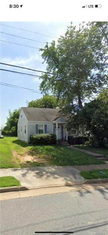 603 Colonial Avenue, Colonial Heights, VA 23834 (MLS #2101922) :: Small & Associates