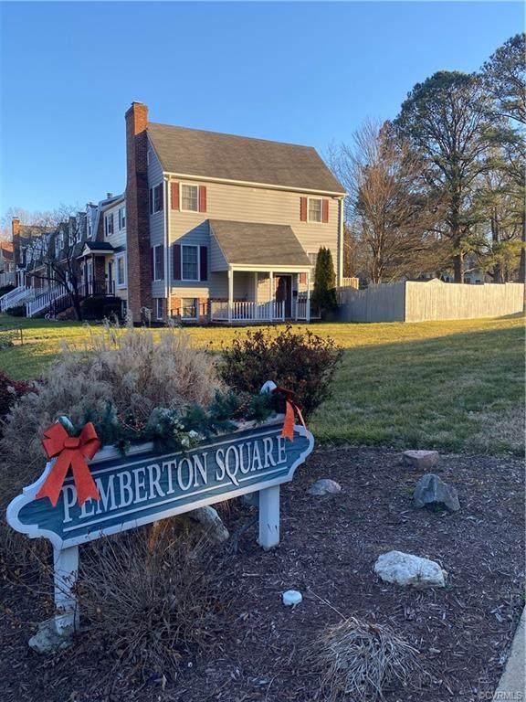 79 Dehaven Drive, Henrico, VA 23238 (MLS #2102033) :: Small & Associates